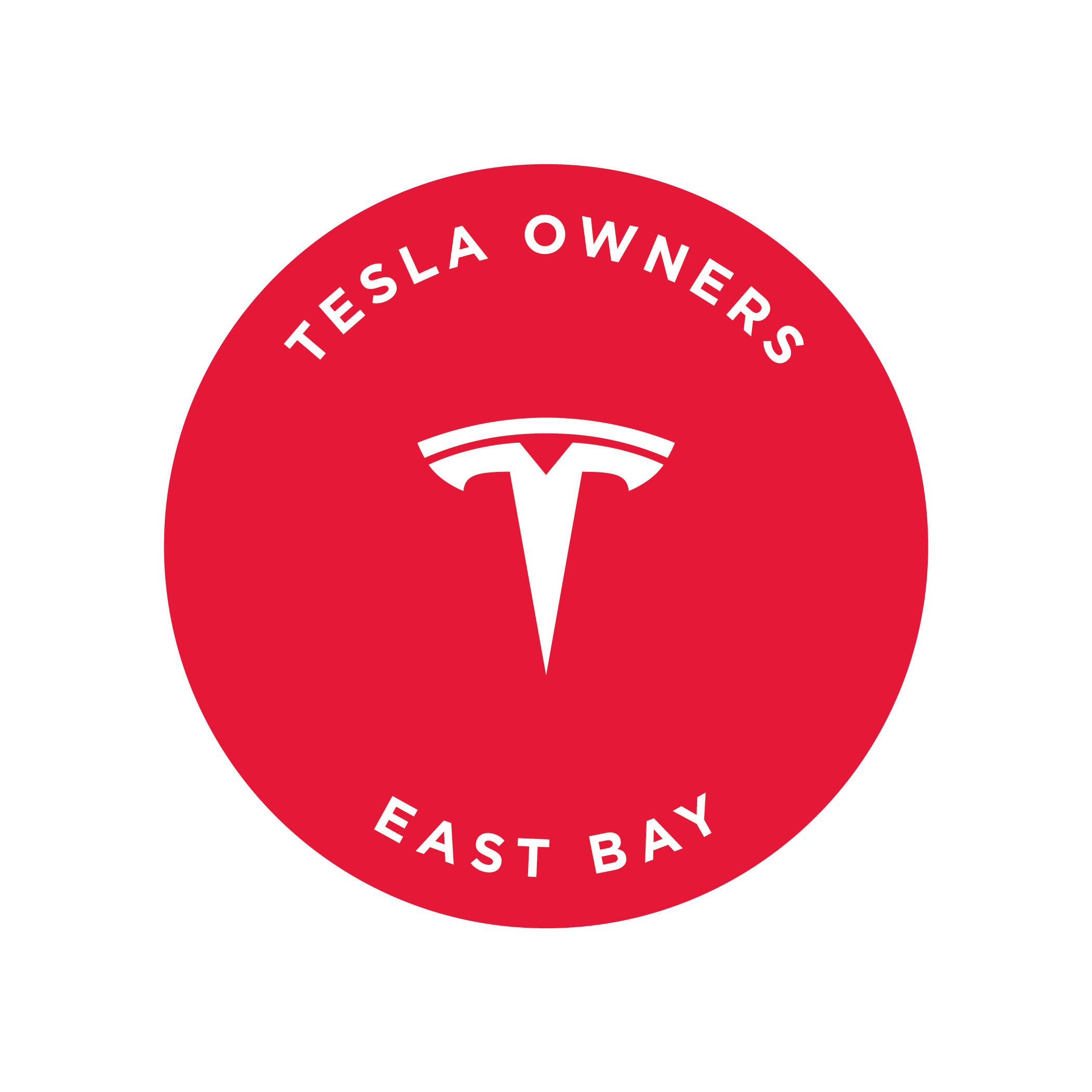 Tesla Owners East Bay Logo